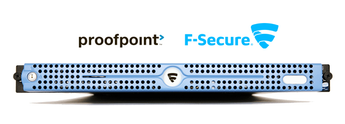 F-Secure - Proofpoint